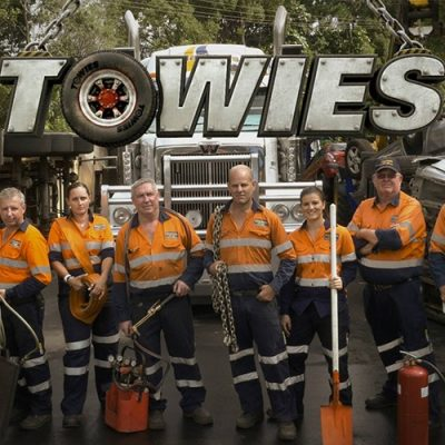 Episode 1 Of Towies 7Mate