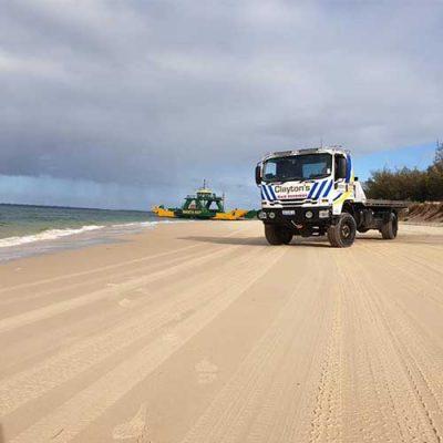 Fraser Island Rescue