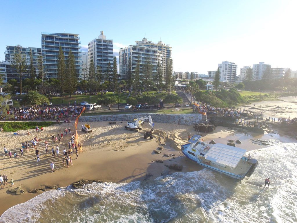 Mooloolaba Incident