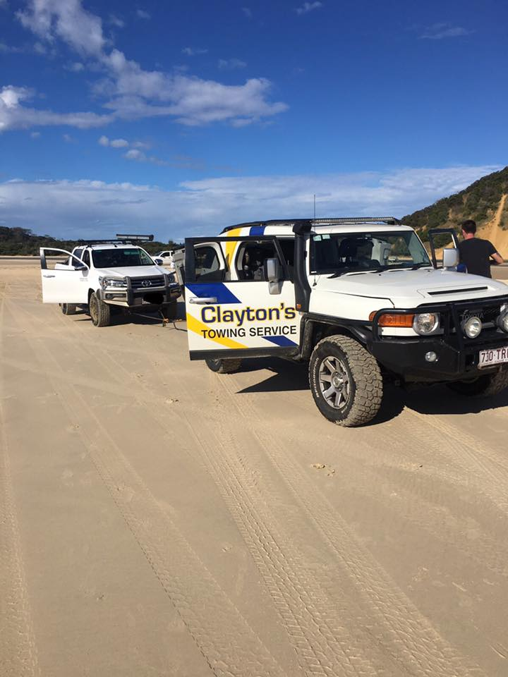 4wd Vehicle Tow