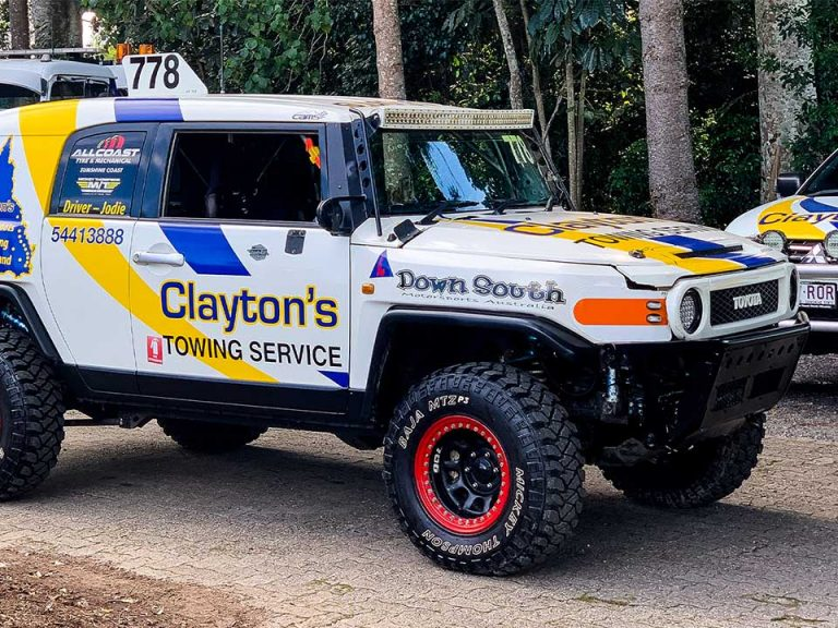 4x4 Race Truck