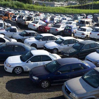 Huge Impounded Vehicle Auction
