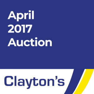 Claytons April 2017