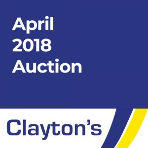 Claytons April 2018