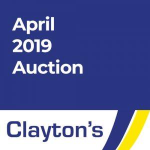 Claytons April 2019