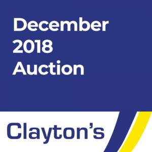 Claytons December 2018
