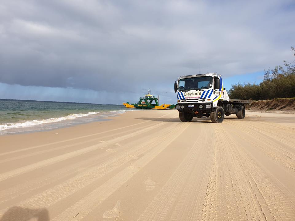 Easter Fraser Island