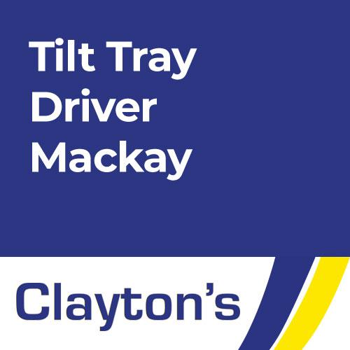 Tilt Tray Driver Mackay